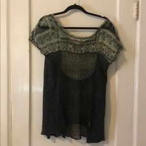Free people top (S)